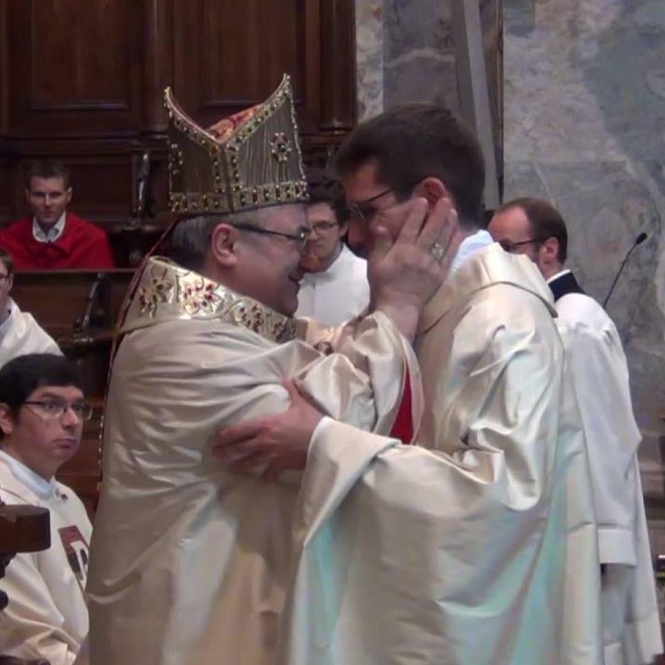 Ordinazione presbiterale di don Mauro Polesello