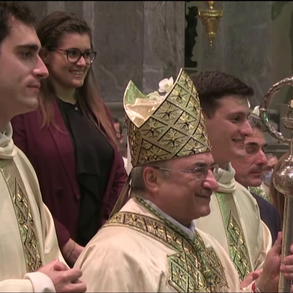 Lorenzo e Claudio sacerdoti per sempre
