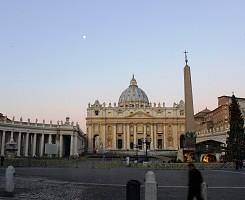 In pellegrinaggio a Roma