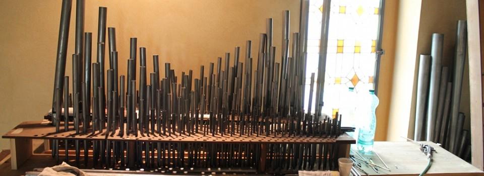 Inaugurato l'organo dopo il restauro