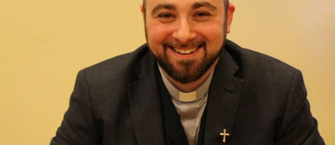 Davide sarà ordinato prete!