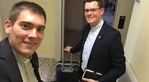 Davide e Giovanni saranno ordinati preti