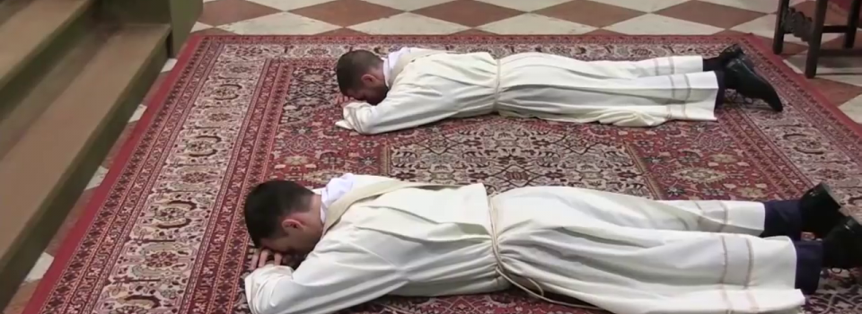 Don Carlo e don Andrea sacerdoti